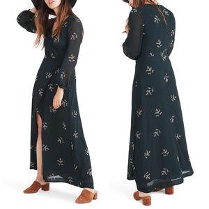 NWT: Madewell Nightflower Maxi Dress